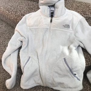 The North Face Fleece with Hood